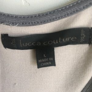 Lucca Couture Dresses - UO Lucca Couture Color Block Sleeveless Dress Sz L